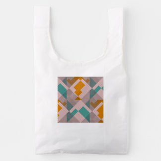 Misc shapes reusable bag