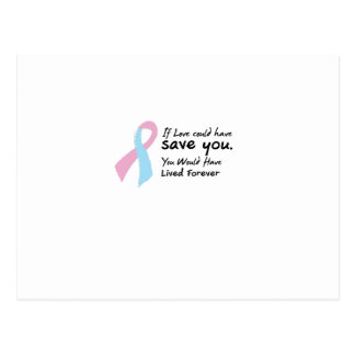 Miscarriage Awareness Remembering Our Babies Postcard