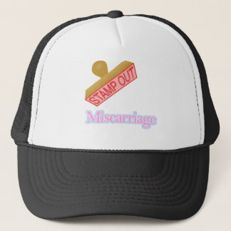 Miscarriage Trucker Hat