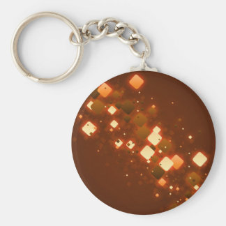 Miscellaneous - Abstract Glowing One Lights Keychain
