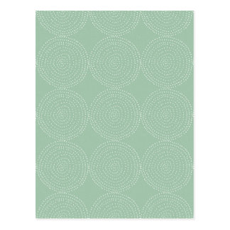 Miscellaneous - Abstract Lines Ten Postcard