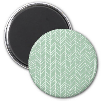 Miscellaneous - Abstract Lines Two 2 Inch Round Magnet