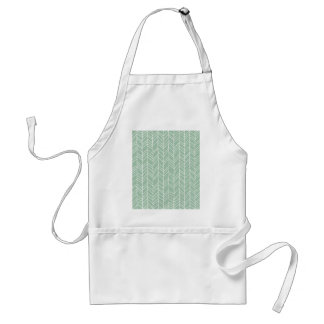 Miscellaneous - Abstract Lines Two Adult Apron