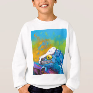 Miscellaneous - Animal Pastel Fourteen Portrait Sweatshirt