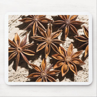 Miscellaneous - Anisates Pattern Stars Mouse Pad