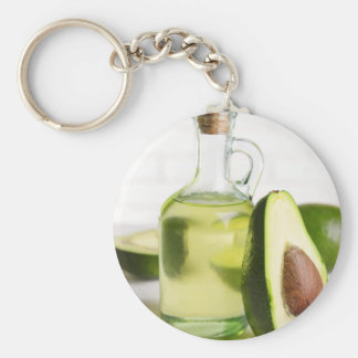 Miscellaneous - Avocado Oil Five Keychain
