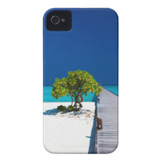 Miscellaneous - Beach & Palm Trees Eleven Case-Mate iPhone 4 Case