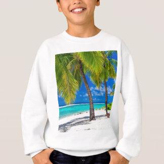Miscellaneous - Beach & Palm Trees Fourteen Sweatshirt