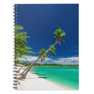 Miscellaneous - Beach & Palm Trees Twenty-One Notebook