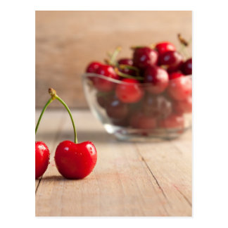 Miscellaneous - Berries Five Postcard