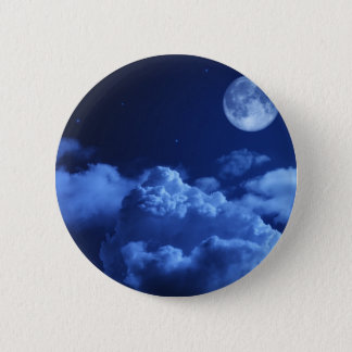 Miscellaneous - Blue Moon Nine Pinback Button