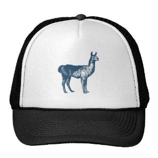 Miscellaneous - Blue Vintage: LAMA Trucker Hat