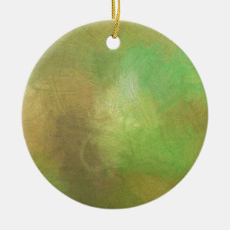 Miscellaneous - Blurred Whirlwinds Sixteen Pattern Ceramic Ornament