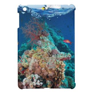 Miscellaneous - Boat & Coral Reef Seventeen iPad Mini Covers