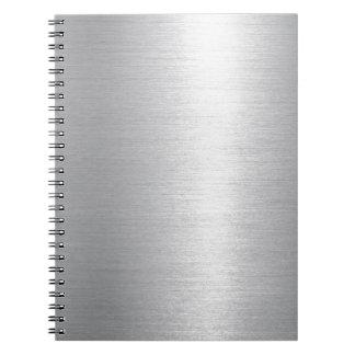 Miscellaneous - Chromium Patterns Fourteen Spiral Notebook