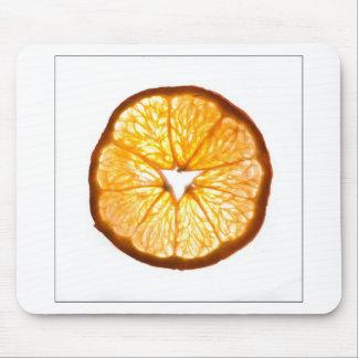 Miscellaneous - Clementine Slice Pattern Tapete De Ratón