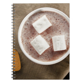 Miscellaneous - Cocoa With Marshmallows Fourteen Notebook