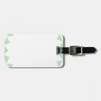 Miscellaneous - Colorful Frame Patterns Fourteen Luggage Tag