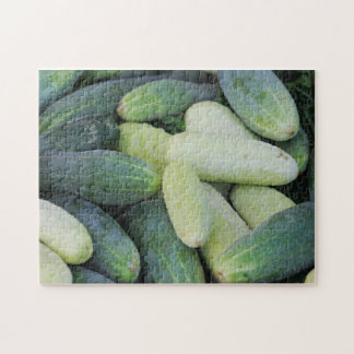Miscellaneous cucumbers. jigsaw puzzles