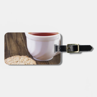 Miscellaneous - Cup Off Tea Fourteen Luggage Tag