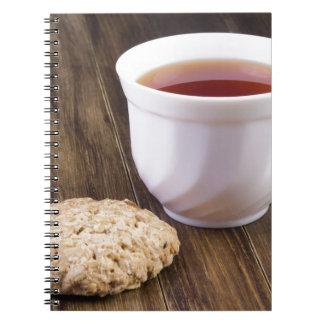 Miscellaneous - Cup Off Tea Fourteen Spiral Notebook