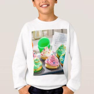 Miscellaneous - Cupcakes Patterns Fourteen Sweatshirt