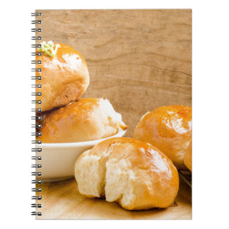 Miscellaneous - Delicious Bakery Fourteen Notebook