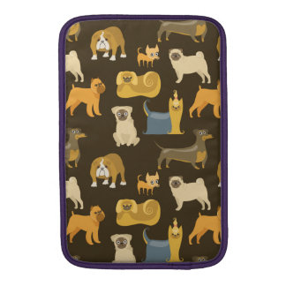 Miscellaneous dogs wallpaper MacBook sleeve