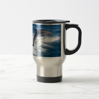 Miscellaneous - Dolphins Jump Fourteen Travel Mug