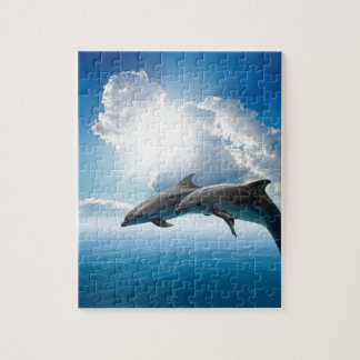 Miscellaneous - Dolphins Jump Furnace Puzzle