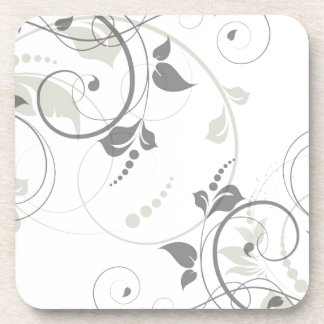 Miscellaneous - Floral Abstract Patterns Fourteen Beverage Coaster