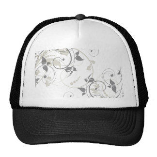 Miscellaneous - Floral Abstract Patterns Fourteen Trucker Hat