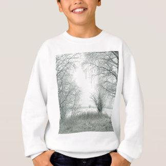 Miscellaneous - Frosty Landscape Patterns Fourteen Sweatshirt
