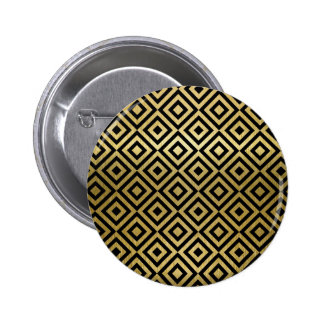 Miscellaneous - Gold Seven Rafters Button