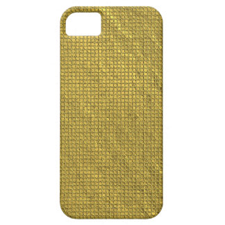 Miscellaneous - Gold Textures Patterns Forty-Seven iPhone SE/5/5s Case