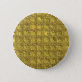 Miscellaneous - Gold Textures Patterns Forty-Seven Pinback Button