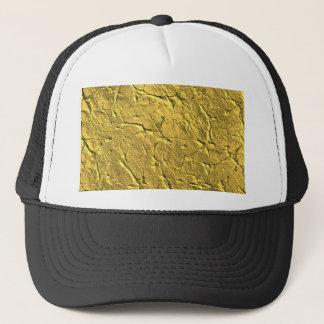 Miscellaneous - Gold Textures Patterns Twenty-Nine Trucker Hat