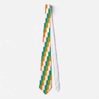 Miscellaneous - Ivory Coast Pattern Flag Tie