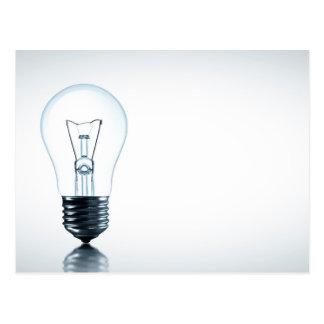 Miscellaneous - Lightbulbs Eight Postcard