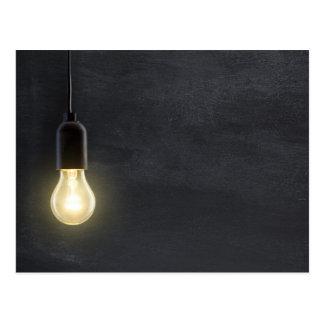Miscellaneous - Lightbulbs Seven Postcard