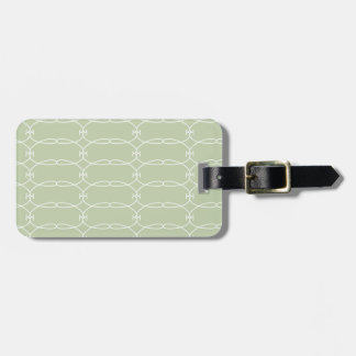 Miscellaneous - Lines Patterns Fourteen Luggage Tag