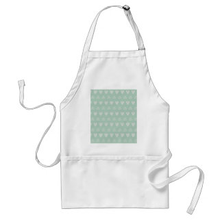 Miscellaneous - Lines Patterns Furnace Adult Apron