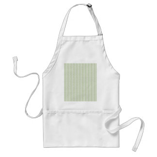 Miscellaneous - Lines Patterns Nineteen Adult Apron
