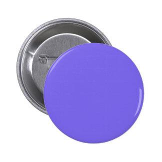 Miscellaneous - Medium Slate Blue Pattern 2 Inch Round Button