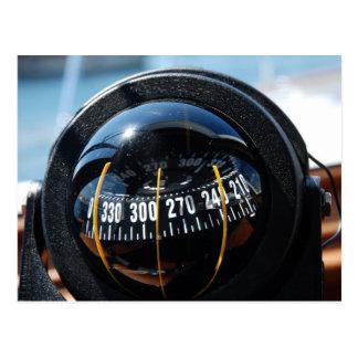 Miscellaneous - Modern Fifteen Compass Postcard