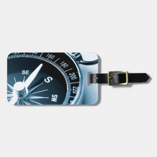 Miscellaneous - Modern Fourteen Compass Luggage Tag