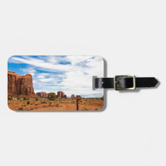 Miscellaneous - Monument Valley Fourteen Luggage Tag
