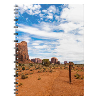 Miscellaneous - Monument Valley Fourteen Notebook