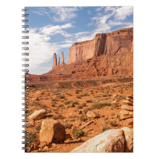 Miscellaneous - Monument Valley Twenty-One Spiral Notebook
