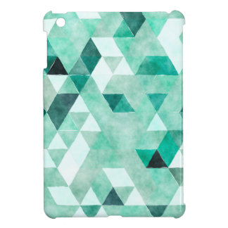 Miscellaneous - Multicolored Forty-Two Triangles Cover For The iPad Mini